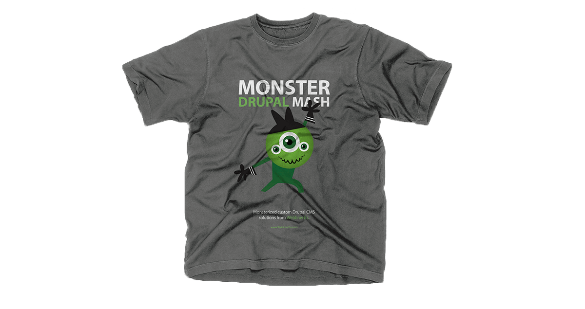 monster mash tshirt