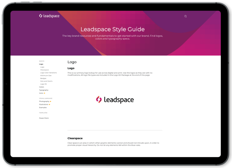 Leadspace monitor image