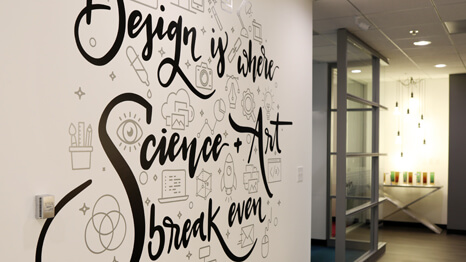 design art science