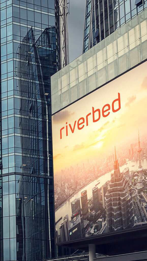 riverbed banner