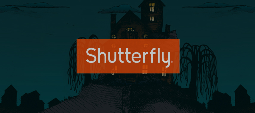 Show your Halloween Spirit with Shutterfly's HTML5 Facebook Application