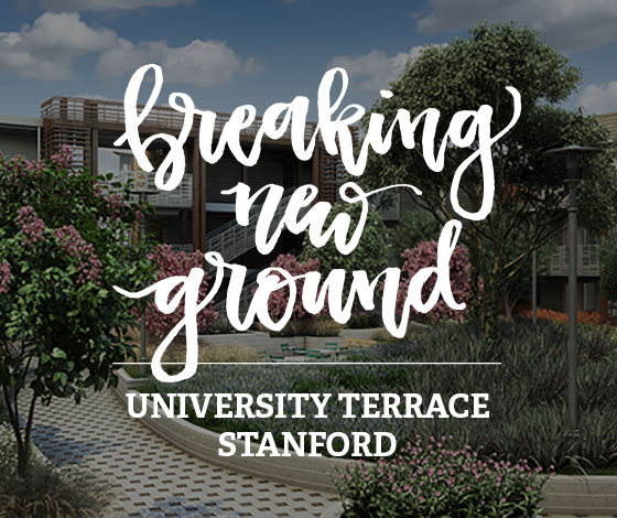Breaking New Ground: University Terrace, Stanford