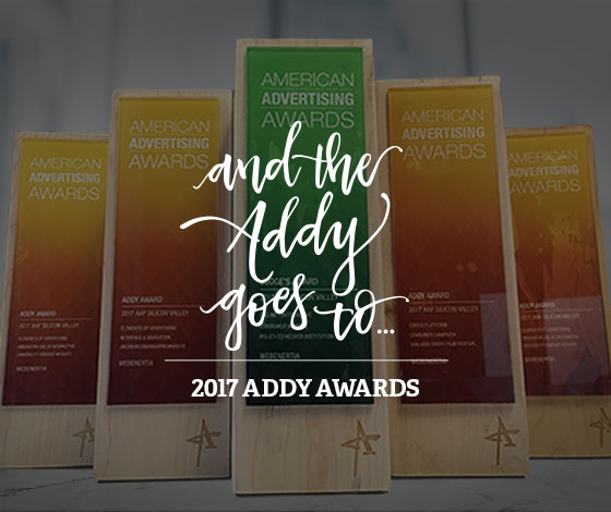 And the Addy Goes to….