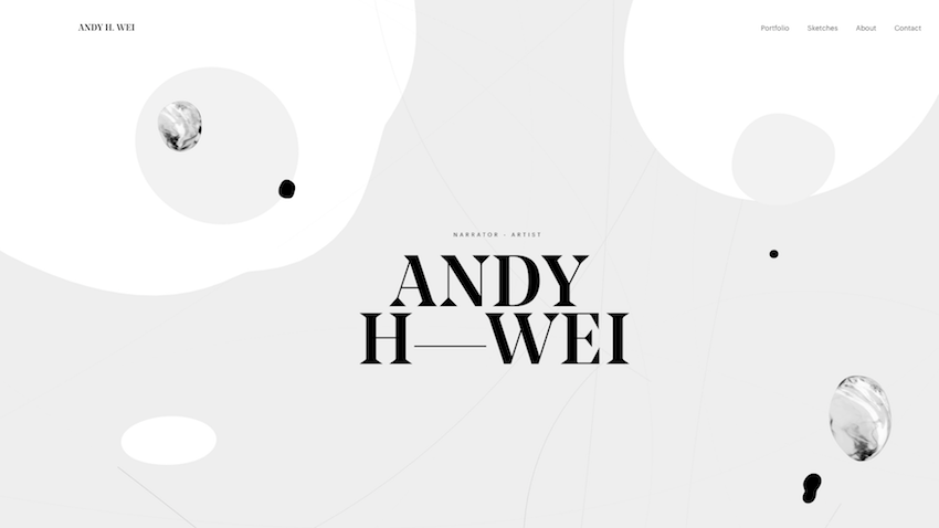 andy h wei