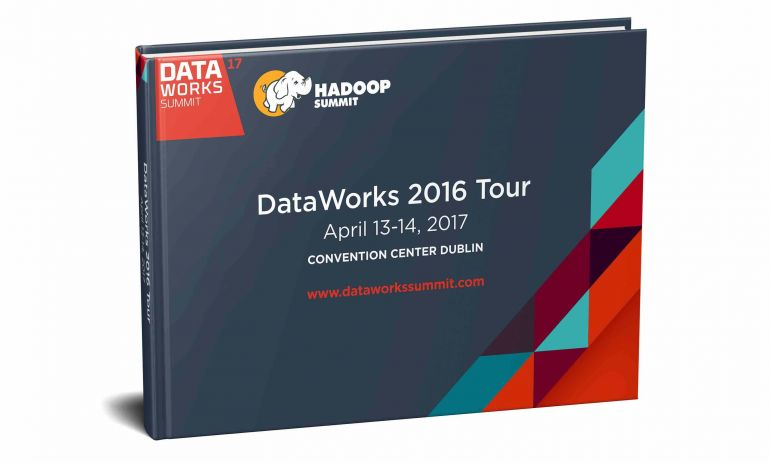 dataworks 2016 tour event book for hadoop summit