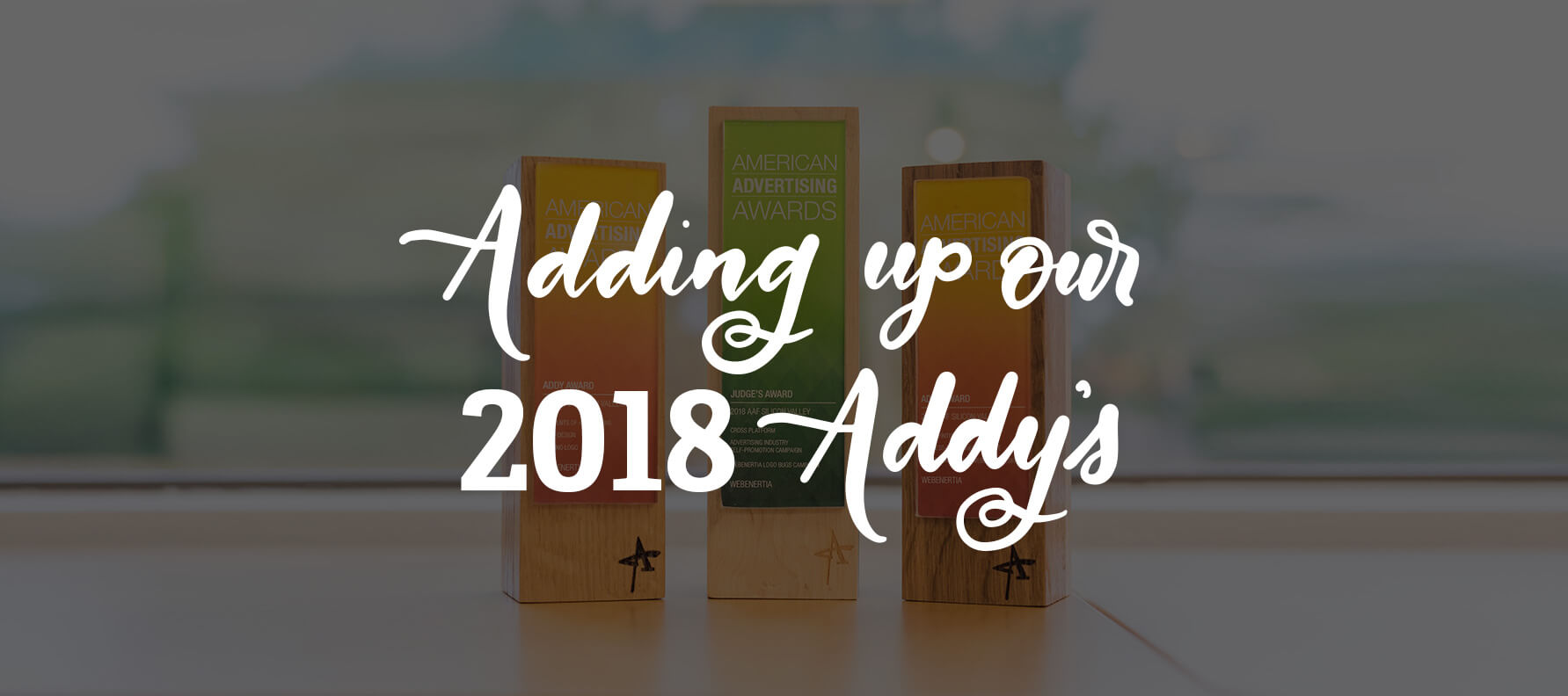 Adding Up Our 2018 Addys
