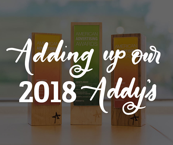 Adding Up Our 2018 Addy's