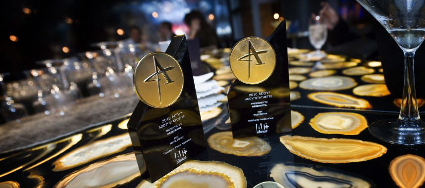 WebEnertia Takes Home 12 ADDY Awards, Including Two for Best in Category