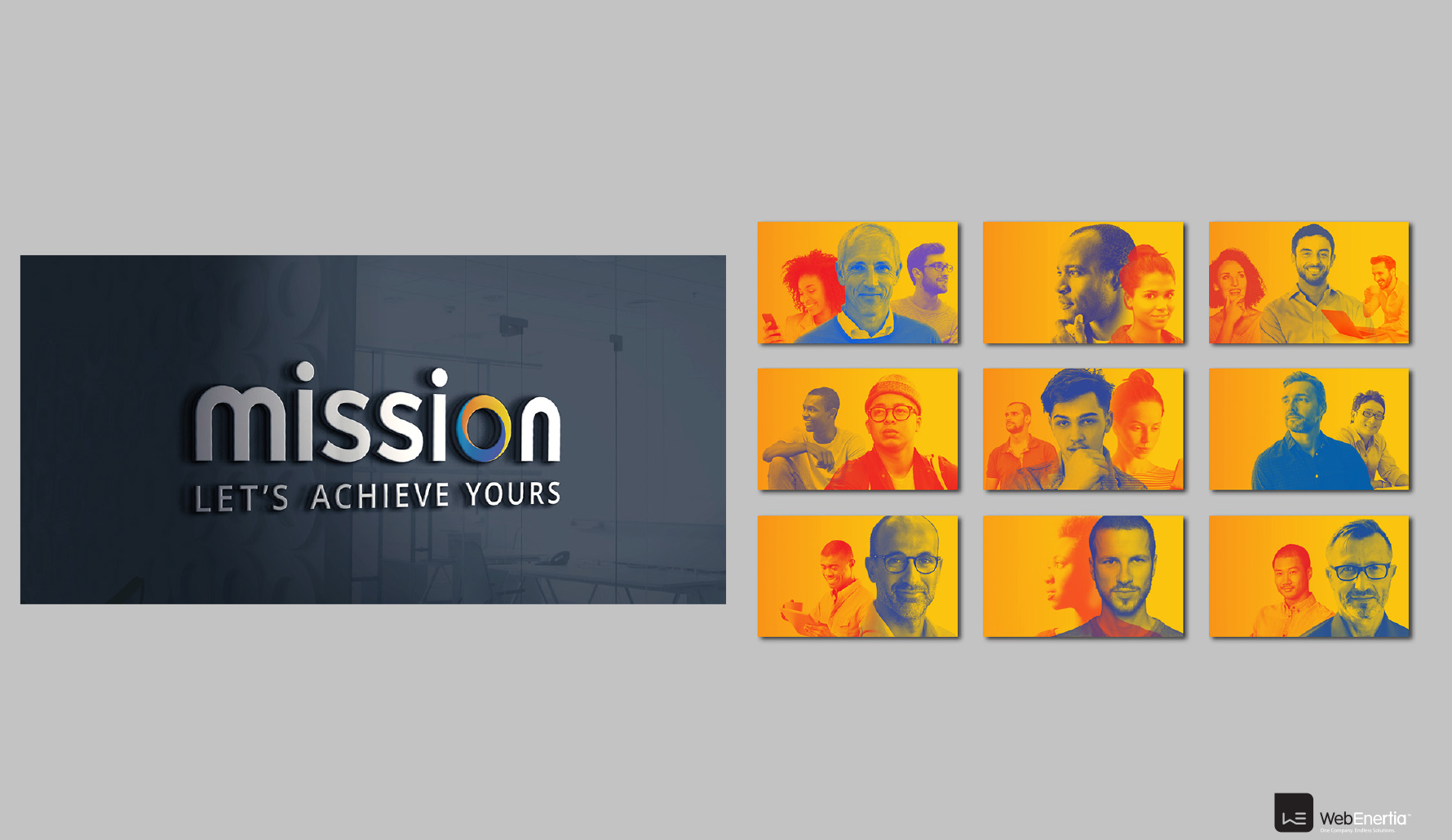 Mission Website Redesign photo image treatment