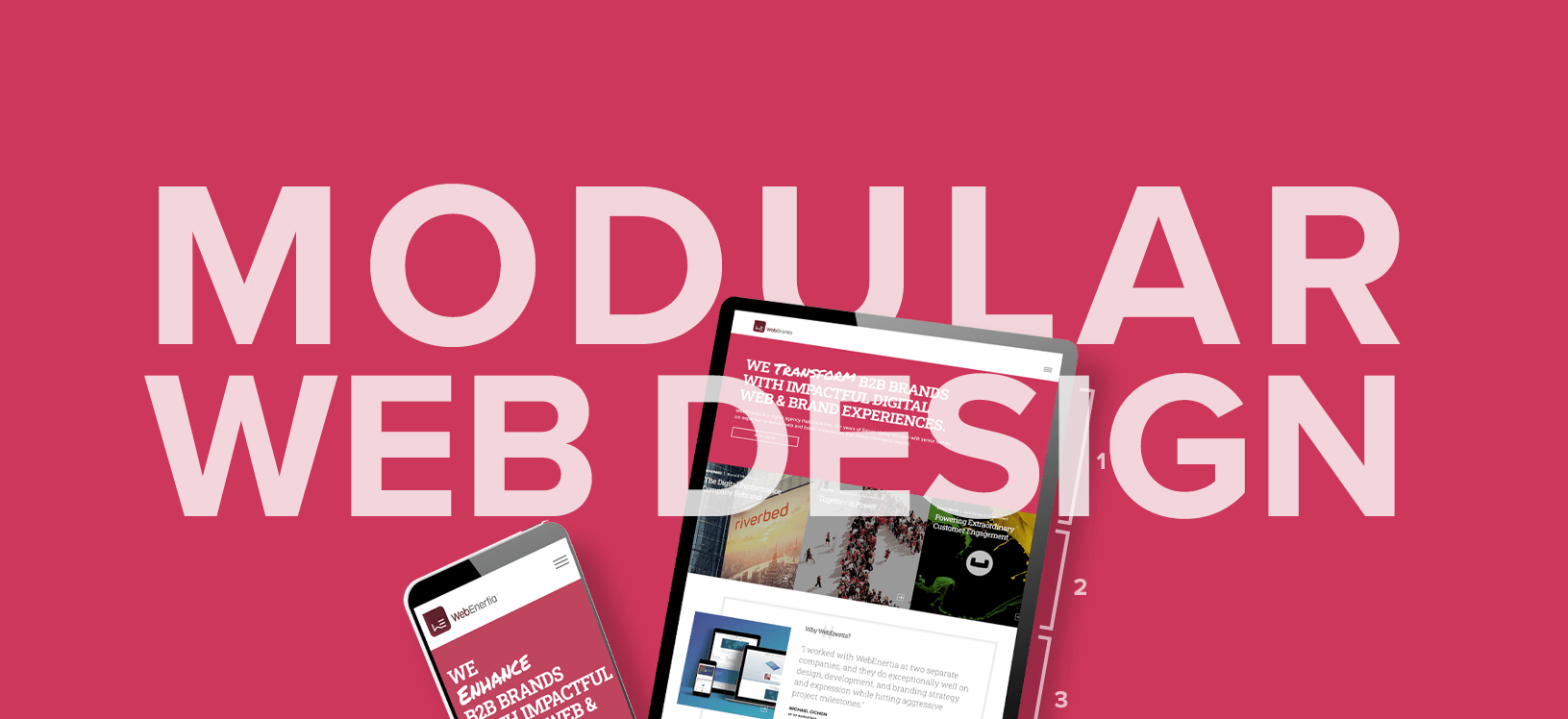 Modular Web Design To Maximize Flexibility And Efficiency
